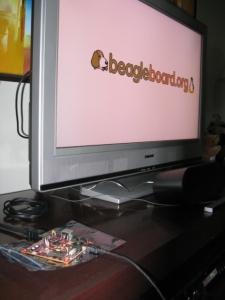 beagleboard starting