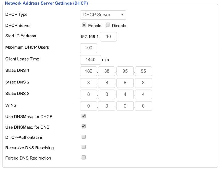 DD-WRT IPv4 Setup